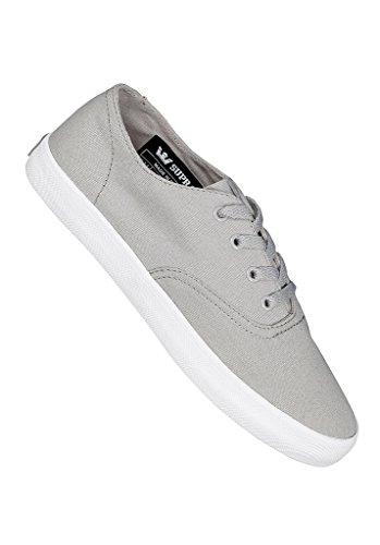 約束する買い手擬人化Supra Wrap Size 9 Grey - White Skate Shoes