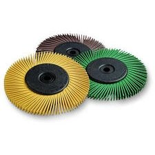 Abrasive  RADIAL BRISTLE DISC 3X3/8 GRADE 50 (PACK OF 3) - 3M 048011-24279