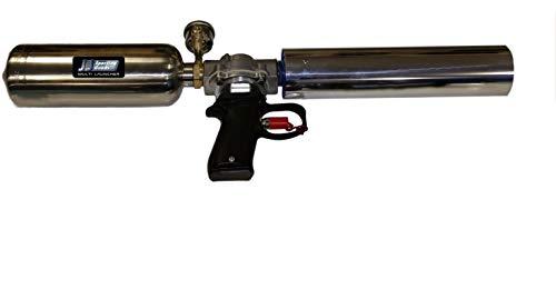 JJSporting Goods Multi Launcher, Rev 10P3, Deluxe 80 Cu in T Shirt Launcher (Inline Pistol Grip)