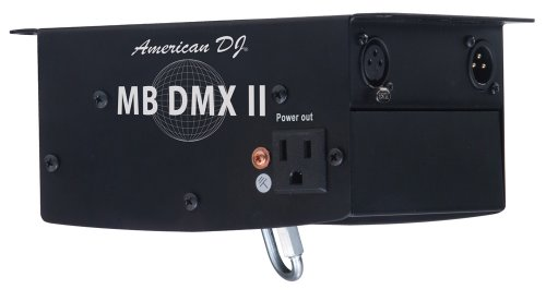 American Dj Mb Dmx Ii Dmx Controllable Mirror Ball Motor by American DJ