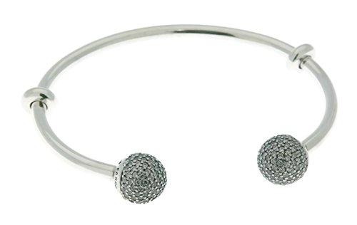 Pandora Open Bangle Bracelet  Clear Cz  20 5 Cm 8 1 In  596438Cz 4