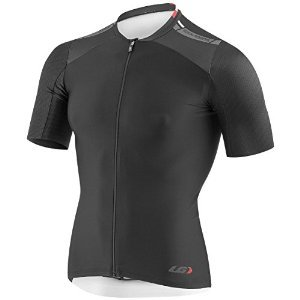 Louis Garneau 2015/16 Men's Course Race 2 Short Sleeve Cycling Jersey – 5820799 (Black/gray – M)