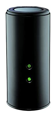 D-Link Wireless AC Smartbeam 1750 Mbps Home Cloud App-Enabled Dual-Band Gigabit Router (DIR-868L)