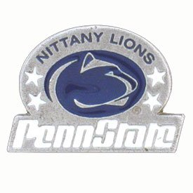 College Team Logo Pin - Penn State Nittany Lions
