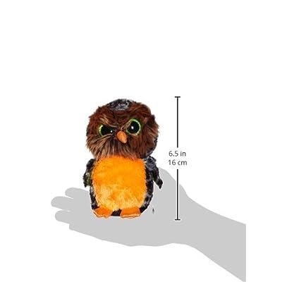Ty Beanie Boos Plush - Halloween Midnight Owl 15cm: Toys & Games
