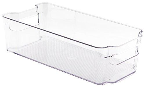 WholeMarket Fridge and Freezer Bin for Kitchen Storage & Organization, 12.3