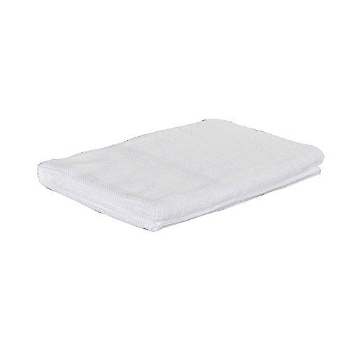White Beach Towel - 5