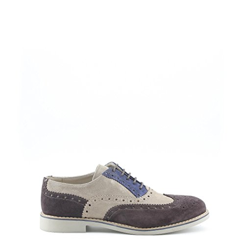 De Lacets 100 CUIR saddlebrown Ville Chaussures In À Made Italia Brogue FEDRO VÉRITABLE Homme PvA1X8n