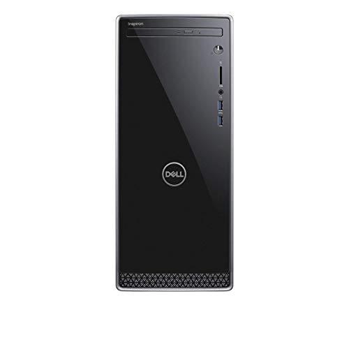 Dell Inspiron 3670 Desktop, 9th Gen Intel i5-9400, 12GB RAM| 128GB SSD+ 1TB HDD| DVD R/W| Wireless + Bluetooth, HDMI | VGA, SD Card Reader, Windows 10 from Dell