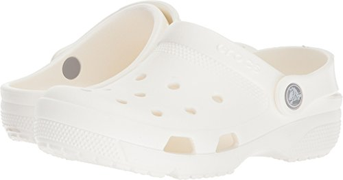 - Crocs Kids Unisex Coast Clog (Toddler/Little Kid) White 10 M US Toddler