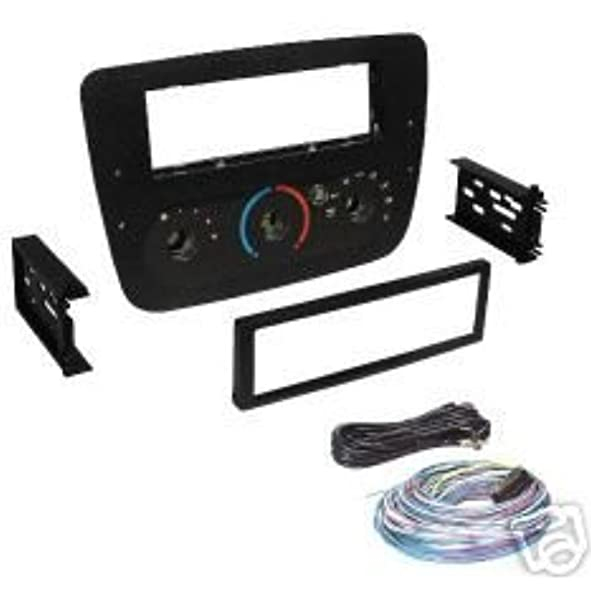 amazon.com: carxtc stereo install dash kit fits ford taurus 00 01 02 03  2000 2001 2002 2003 includes wiring [electronics]: car electronics  amazon.com