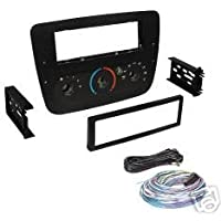 Stereo Install Dash Kit Mercury Sable 00 01 02 03 04 (car radio wiring included)