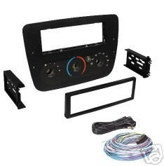 Stereo Install Dash Kit Ford Taurus 00 01 02 03 includes wiring [Electronics] - Ford Installation Kit