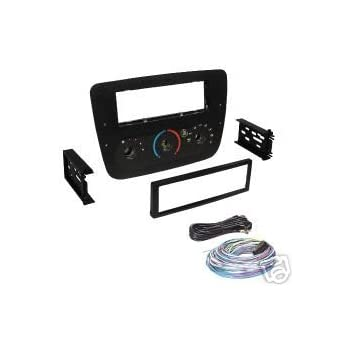 Stereo Install Dash Kit Ford Taurus 00 01 02 03 2000 2001 2002 2003 Includes Wiring
