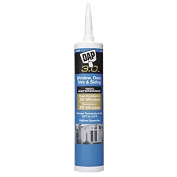 Dap 18360 White DAP Dynaflex 3.0 All-Purpose Sealant 9.0-Ounce