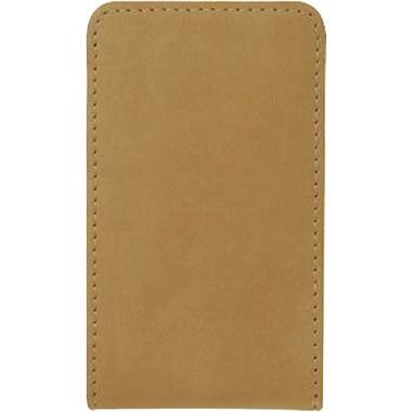 XtremeMac Leather MicroWallet for iPod nano 1G, 2G (Distressed Light Brown)