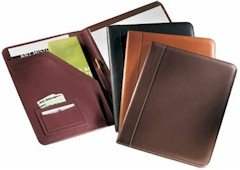 Writing Pad Holder by Millennium Leather