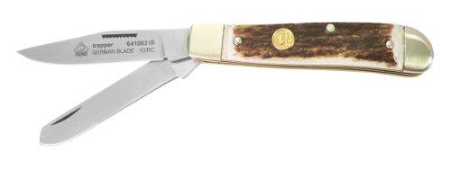 Puma-SGB-Trapper-Stag-Folding-Pocket-Knife