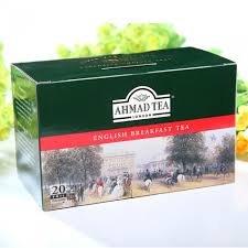 Ahmad Tea - English Breakfast Tea 20 TB / Box (Pack of 2)