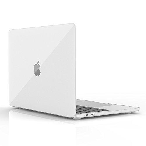 MacBook Pro 13 Case 2017 & 2016, MoKo Slim PC Matte Frost Ha