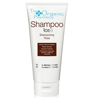 Rose Conditioning Shampoo 200 ml by The Organic (200 Ml Rose)