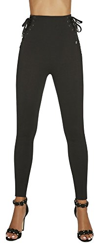 Elegantes leggings moldeadores  Schwarz (Sansa) S