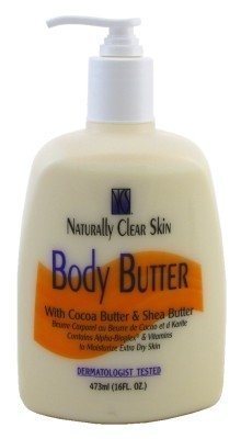 Body Butter Lotion - BioCare Body Lotion with Cocoa Butter & Shea Butter