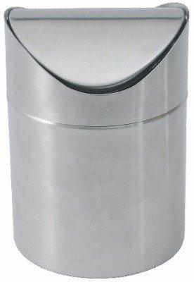 Tischabfallbehälter Edelstahl Tischrestebehälter