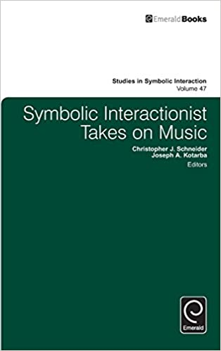 Amazon Symbolic Interactionist Takes On Music Studies In