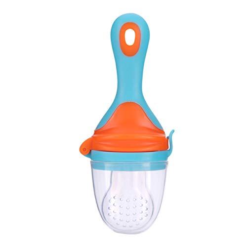 Fresh Food & Fruit Feeding Pacifier Silicone Biting Pacifiers Baby Nibbler Food Feeder Teether Teething Toy