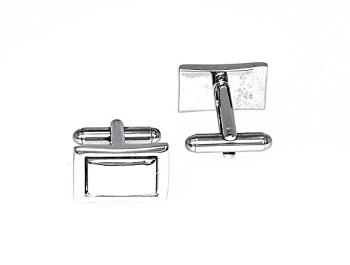 Colibri Stainless Steel Cufflinks (Men's Colibri Stainless Steel Cufflinks)