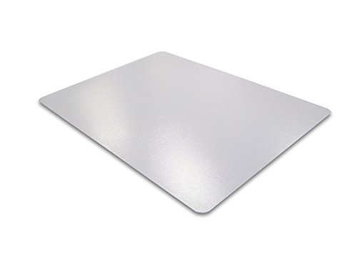 [Floortex Unomat Polycarbonate Anti-Slip Mat for Hard Floors/Carpets, 47