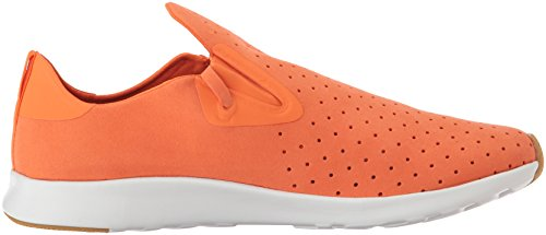 hot sale sale online cheap pick a best native Men's Apollo Moc Sneaker Sunset Orange/Shell White/Natural Rubber release dates cheap price KLh36q