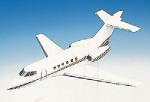 Daron Worldwide Trading H3448 Hawker 800 Xp Executjet 1/48 AIRCRAFT