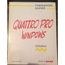 Quattro Pro Windows