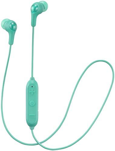 JVC HA-FX23BT ワイヤレスイヤホン グミホン/Bluetooth対応/リモコン・マイク付き/高音質/小型・軽量設計 グリーン HA-FX23BT-G