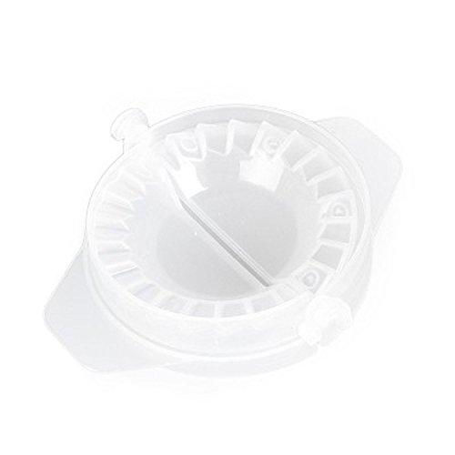 mojj 1PC Dumpling Maker Molud Dough Press Dumpling Pie Ravioli Mould Cooking Pastry Dumpling Making Tools For Kitchen Transparent