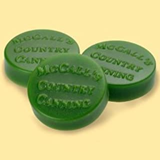 product image for McCall's Country Candles Wax Potpourri Button Set of 6 - Cabin Scents