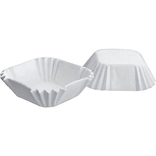 IBILI 729105 SQUARE BAKING CUP (50 UDS) 5X5X3 CM