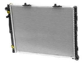 Mercedes w124 e300 Diesel engine coolant Radiator OEM new w124