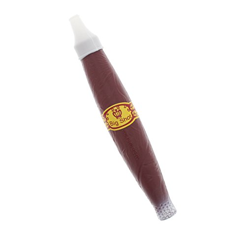 Zac's Alter Ego 21cm Toy Cigar - Perfect for Gangster Fancy Dress