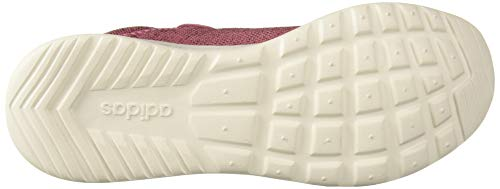 adidas Performance Women's Cloudfoam Pure Running Shoe, Maroon/Maroon/White, 5 M US by adidas (Image #3)