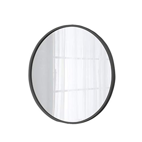 Wall Mounted Mirror, Large Circle Simple and Modern, used for sale  Delivered anywhere in Canada