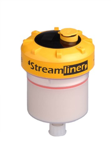 Trico Streamliner V Grease Dispenser with LCD Display, 4 oz Capacity, 3/8