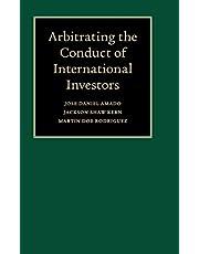 Arbitrating the Conduct of International Investors