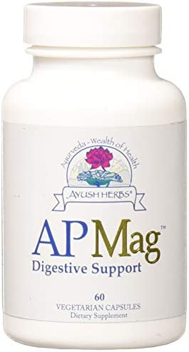 Ayush Herbs AP Mag Herbal Supplement, 60 Count