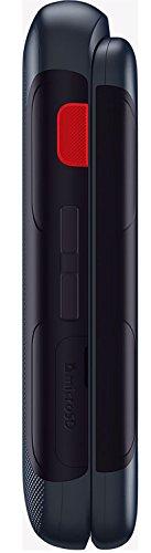 Samsung Convoy 4 B690 Rugged Water-Resistant Verizon Flip Phone w/ 5MP Camera - Blue (Renewed)
