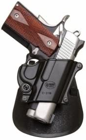 Fobus Concealed Carry Compact Holster 1911