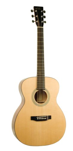 Recording King Classic Series (Recording King RO-06-FE3 Classic Series 000-Style Acoustic-Electric Guitar)