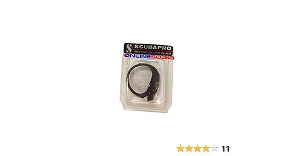 Mundst/ück Boquilla sin clip Scubapro Super Comfort negro